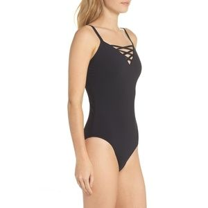Seafolly Swim - Seafolly DD-Cup Active One-Piece Swimsuit